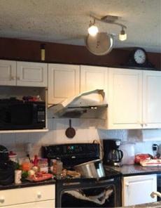 歪果一妹子抱怨说老公再也不让她做饭了
