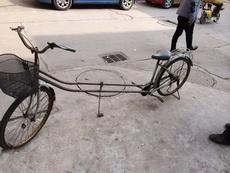 谁能告诉我这车怎么骑???