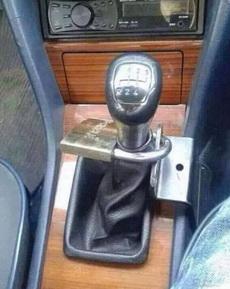 偷车?妄想!