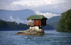 这房子真的有人住吗?