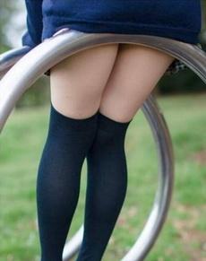 这腿能看一天