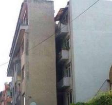 心疼后面那栋楼的住户。