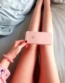 新新女神标准,iPhone6腿,美死了