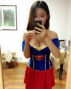超人的媳妇来人间了