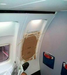 让我下飞机啊!