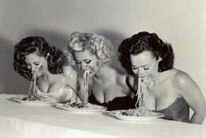 意面的正确进餐方法