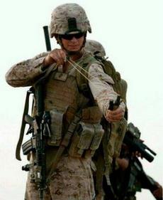 美军步兵最新单兵消音武器