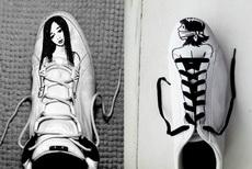 每次穿鞋的过程,都带着一股浓浓的罪恶感