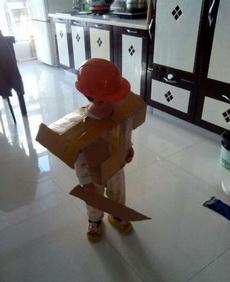 熊孩子的新玩具