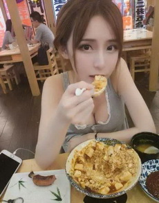 姑娘的豆腐,看起来很好吃