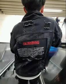 老司机外套?