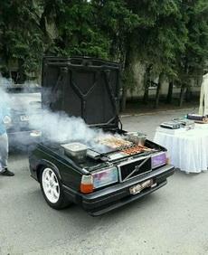 发动机烤串?