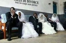 加纳共和国规定离婚当天要穿着结婚的衣服