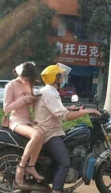 这幅图违反了什么交通规则