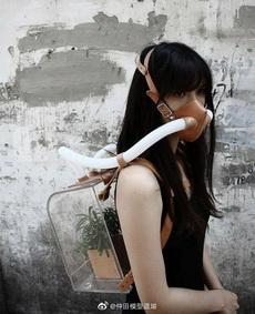 自制呼吸機