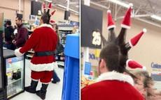这很圣诞节