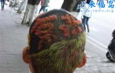 最新流行的奥运发型2
