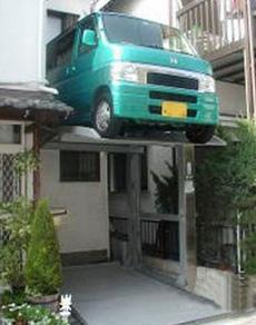 这样停车不占地方