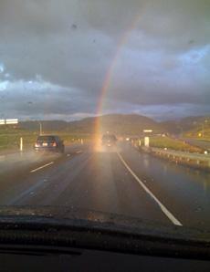 彩虹的尽头