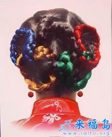 最新流行的奥运发型3