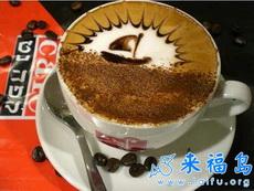 让人舍不得喝的咖啡艺术品(六)