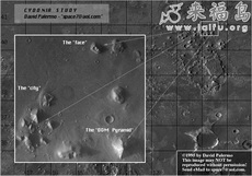 火星上的建筑