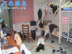 女生宿舍发生什么事了