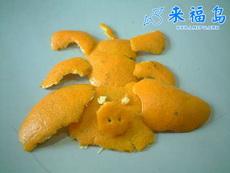 豬豬寫真橘子皮版!