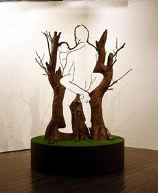纯洁的人只看到树枝……