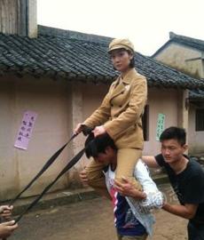 不会骑马的演员你伤不起?。。?!