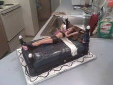 送给男朋友的生日蛋糕