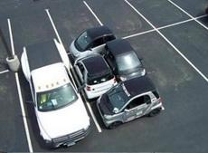 车小就是好,全家可以只买一个停车位!