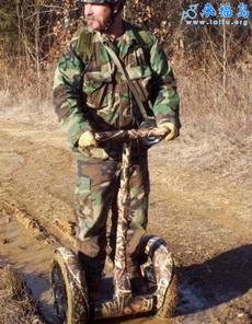 游擊隊的單兵作戰車