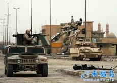 美军在伊拉克的形式武器