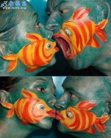 有趣的接吻