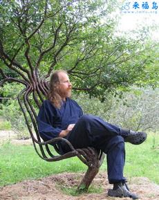 独特的椅子