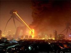 恶搞CCTV大楼着火原因3