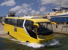 水陆两用公交车
