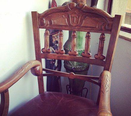 好奇怪的椅子啊[奇闻怪事]
