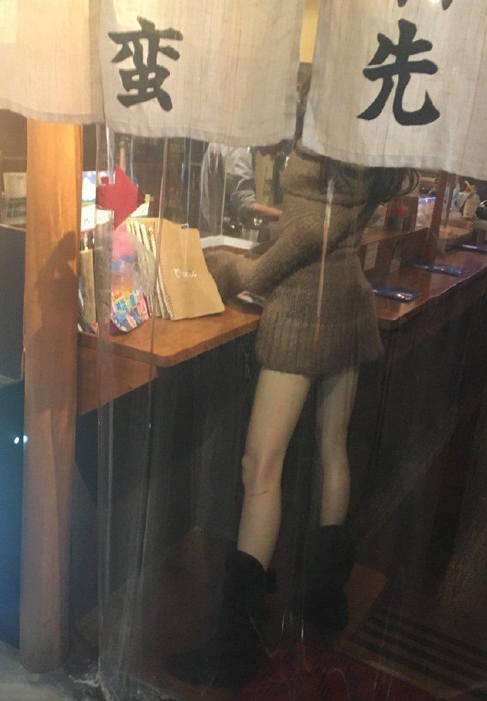日本某家居酒屋,客戶絡繹不絕
