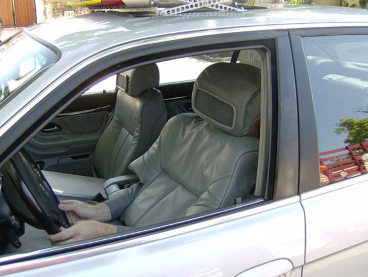 这样开车算不算违章
