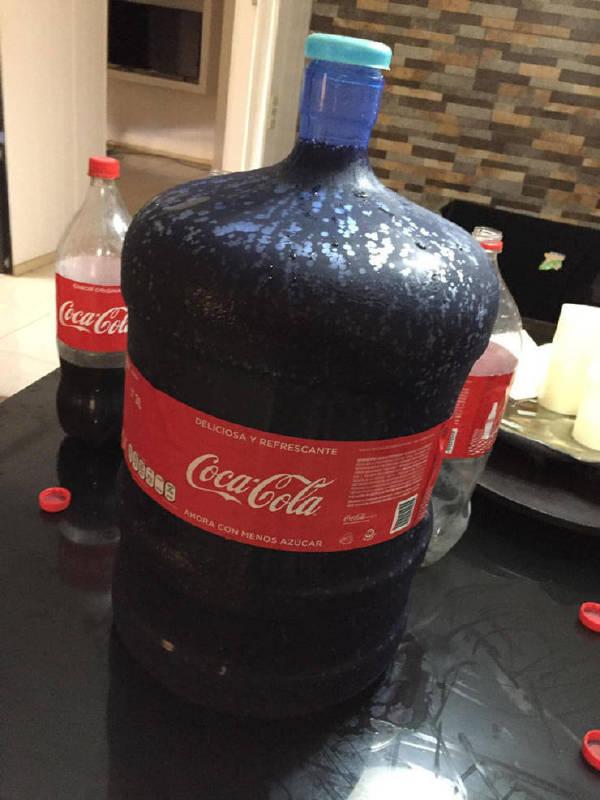 不多,一瓶就夠了