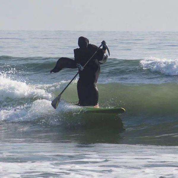 死神漂洋过海而来