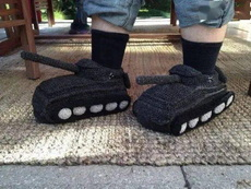 这鞋,一看就充满了战斗力